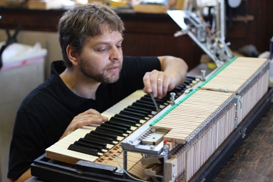 Wurlitzer Electric Piano Repair