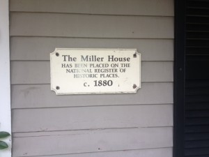 old man miller's house
