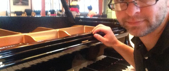 Tuning a brand new Steinway model B